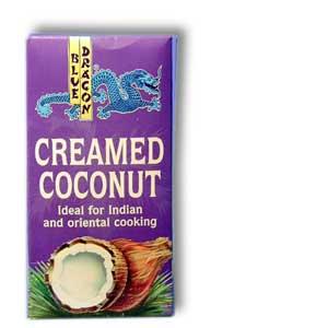 creamed coconut sverige