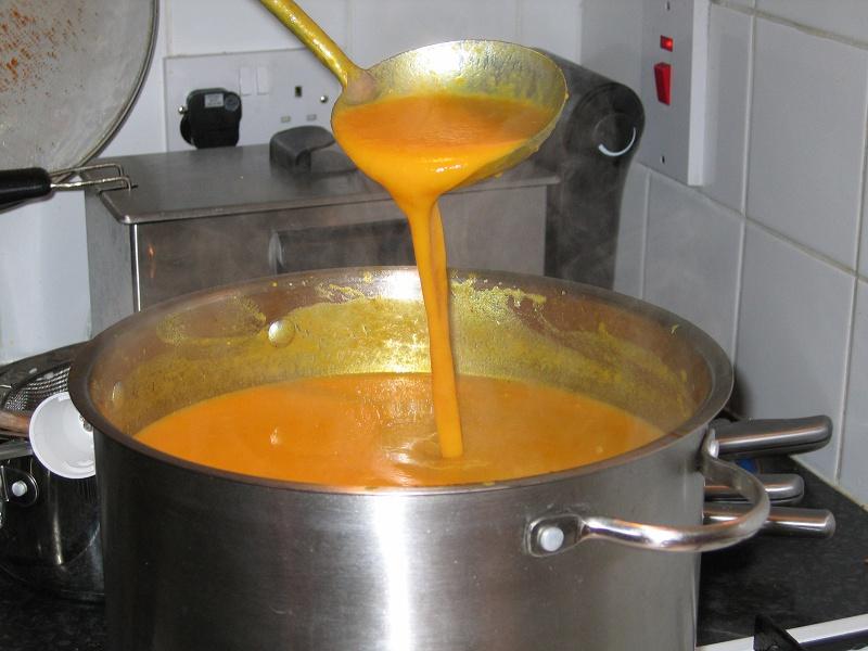 Zaal Restaurant Base Garabi Page 1 Curry Sauce